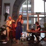 zangeres Lorrèn trio