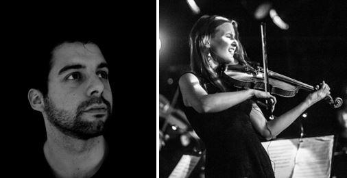 Julia Philippens en Xavi Torres