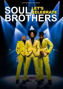 zanggroep Soul Brothers