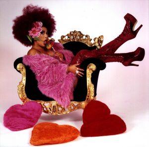 zangeres Disco Diva