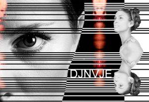 DJ Nathalie aka DJ Eno-C Deejay Nathalie Deejay Eno-C vrouwelijk dj female dj