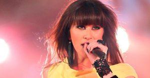 MC zangeres Erica Greenfield