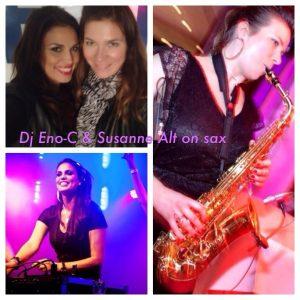 Saxofoniste Susanne Alt