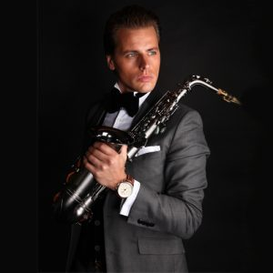 Saxofonist Saxy Mr S.