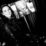 Female DJ Nathalie aka DJ Eno-C